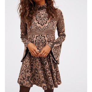Free People Lorelai Mini Dress
